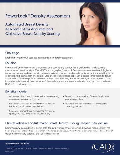 PowerLook® Density Assessment