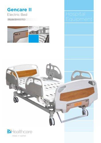 Brochure_GencareII electric bed(BIH007ED)_BiHealthcare