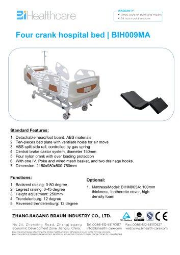 Brochure-Hospital bed(BIH009MA)-BiHealthcare