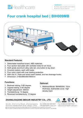 Brochure-Hospital bed(BIH009MB)-BiHealthcare