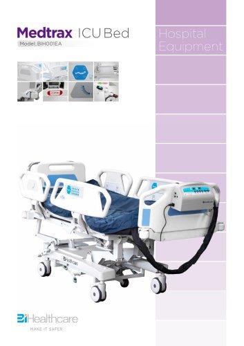 Brochure_MedtraX ICU Bed(BIH001EA)_BiHealthcare