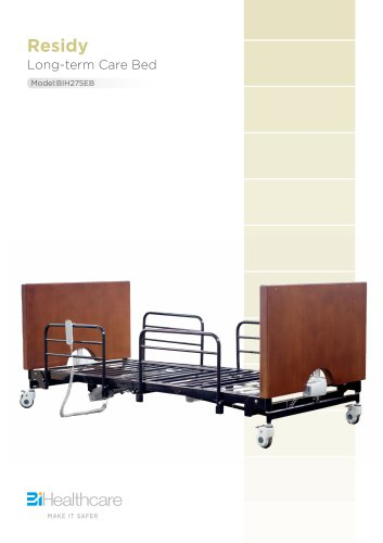 Brochure_Residy Long-term Care Bed(BIH275EB)_BiHealthcare