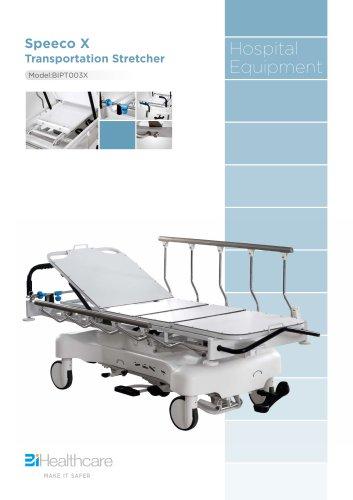 Brochure_Speeco X Transportation Stretcher(BIPT003X)_BiHealthcare
