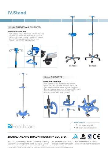 Catalogue_IV Stand_BI Healthcare