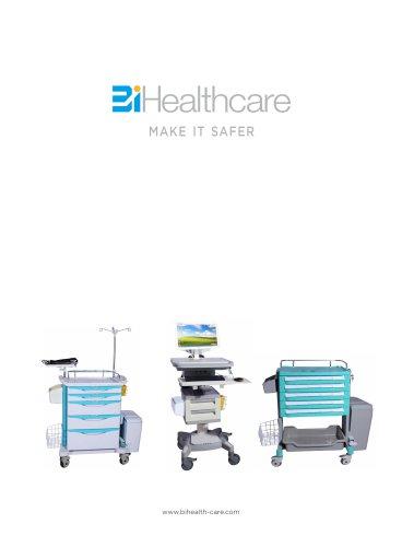 Catalogue_Medical cart_BiHealthcare
