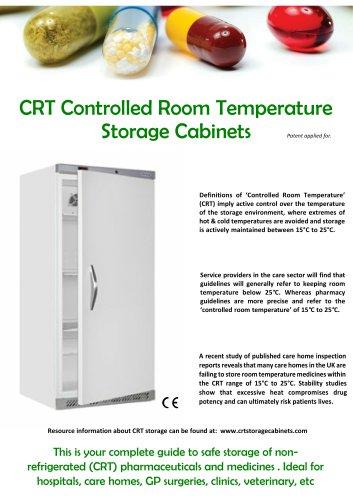 CRT Storage Cabinets