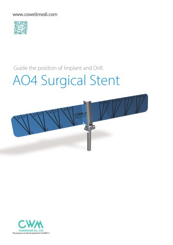 AO4 Surgical Stent