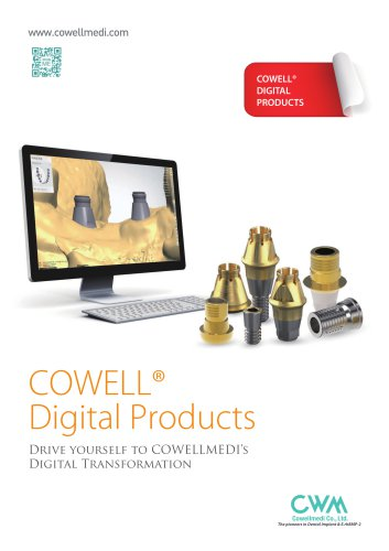 COWELL® Digital Products