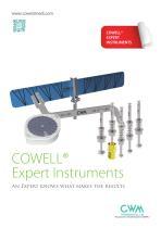 COWELL® Expert Instruments
