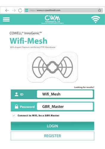 InnoGenic™ Wifi-Mesh