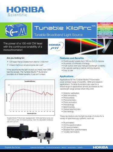 Tunable KiloArc