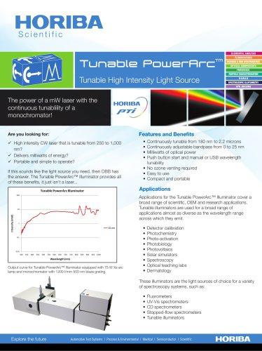 Tunable PowerArc