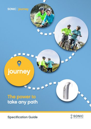 journey Specification Guide