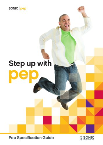 Step up with pep