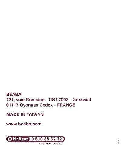 Béaba - Balidoo