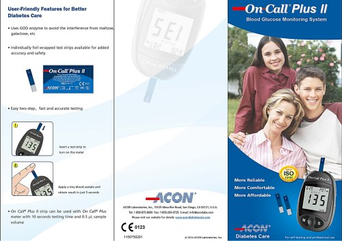 On Call® Plus II