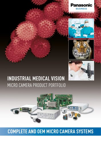 Industrial Medical Vision