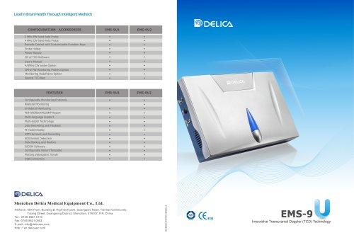 Delica EMS-9U TCD