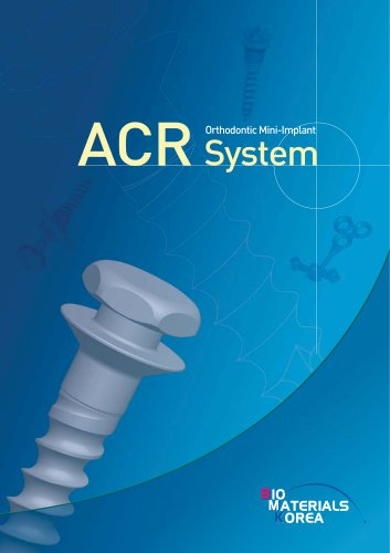 ACRSystem