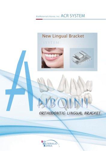 lingual bracket