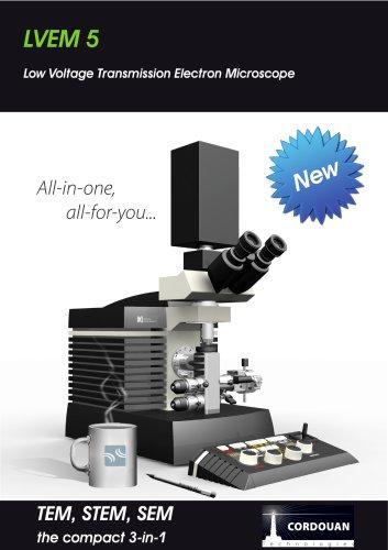 LVEM5 Electron Microscope
