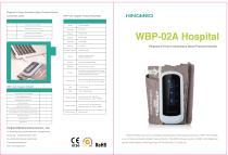 Hingmed 'WBP-02A' Wearable ABPM Brochure
