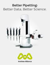 Better Pipetting: Better Data, Better Science.