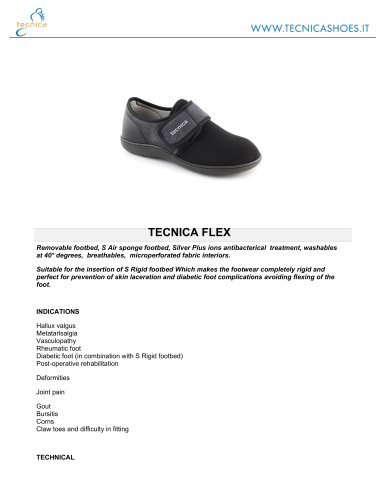 TECNICA FLEX