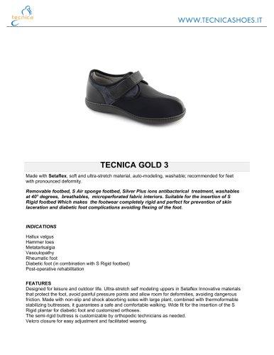 TECNICA GOLD 3