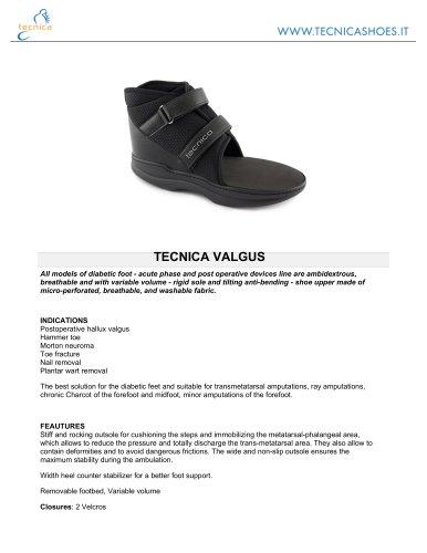 TECNICA VALGUS