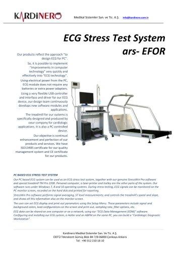 Brochur ECG Stress Kardinero-EN