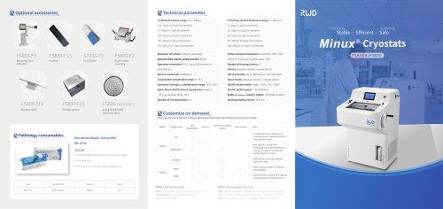 RWD Microtome Cryostat FS800A FS800