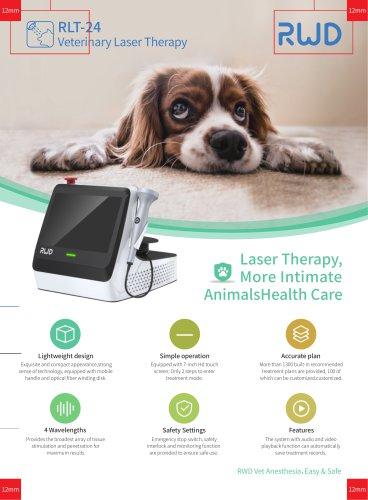 RWD RLT-24 Animal Veterinary Laser Therapy