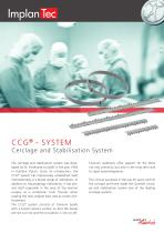 CCG® - Compression Cerclage- and Stabilisation - System