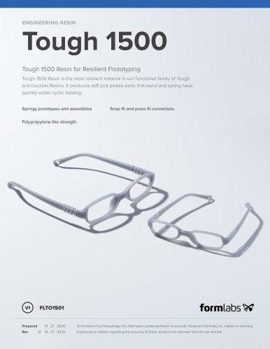Tough 1500