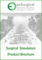 eoSurgical Product Brochure 2016