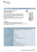 10 mm oxygen valve
