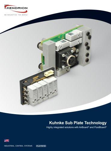 Kuhnke Sub Plate Technology