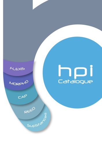 H.P.I Catalogue