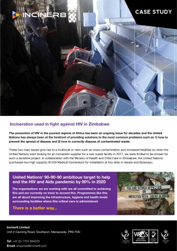 Medical Waste in Africa - Case Study