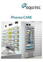 Pharma and Laboratory Refrigerators ProfiLine