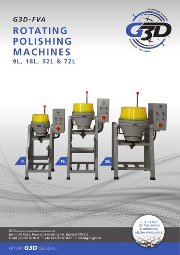 Rotating Barrell Polishing