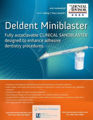 Deldent Miniblaster