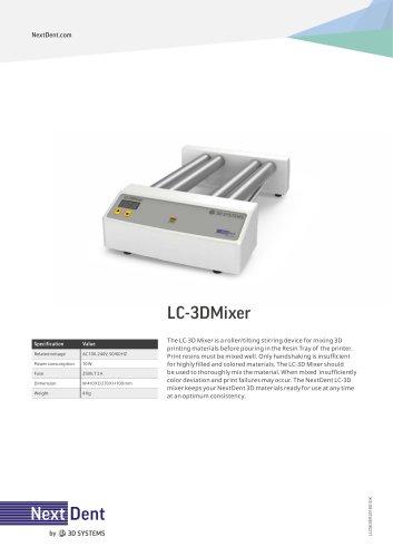 LC-3DMixer