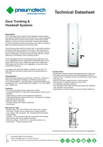 Bedhead Trunking Systems