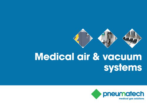 Medical air & vacuum systems