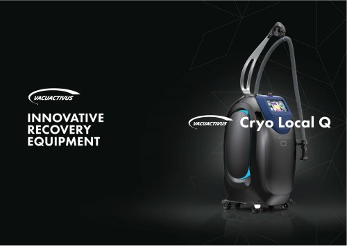 Cryo Local Q - Brochure