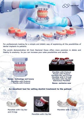 Acrylic Clinic Display