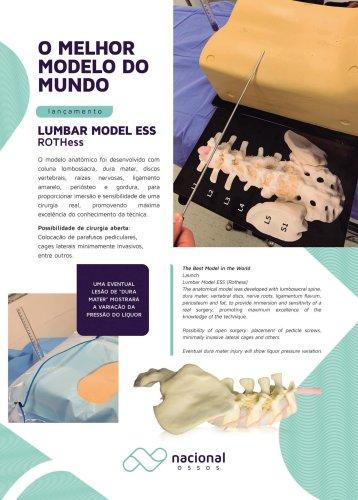Lumbar Model Ess