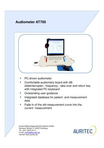 Audiometer AT700